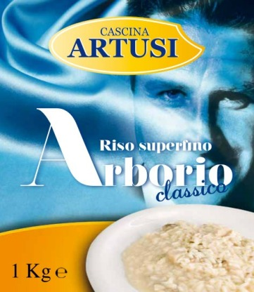 plancia riso ARBORIO 1kg-