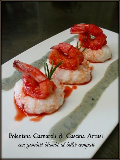 Credits Ricetta ideata e relizzata da Chef Gianpiero Cravero per Cascina Artusi con Consorzio Gorgonzola